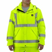 100499 High Visibility Waterproof Jacket