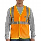 100501 Brite Orange 4XL High-Visibility Class 2 Vest