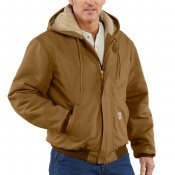 101621 FR Quilt-Lined Duck Active Jacket
