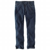 101814 Flame Resistant Sraight Leg Traditional Fit Rugged Flex Jean