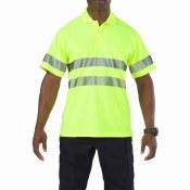 41007 High Visibility Polo Shirt