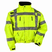 48037 High Visibility Reversible Jacket