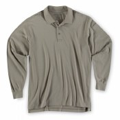 72360 Long Sleeve Tactical Jersey Polo Shirt