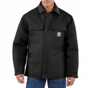 C003 Duck Traditional Arctic Quilt Lined Coat