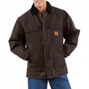 C26 Sandstone Traditional Coat