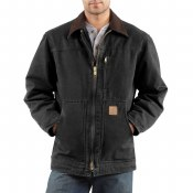 C61 Sandstone Ridge Lined Coat