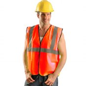 ECO-G High Visibility Value Solid Standard Vest