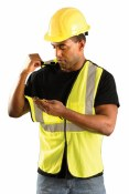 ECO-GCB High Visibility Value Mesh Break-Away Vest