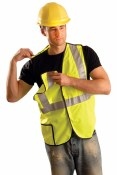 LUX-SSBRP High Visibility Premium Solid Break-Away Vest