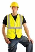 LUX-SSG/FR Premium Flame Resistant Solid Vest