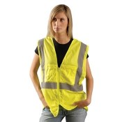 LUX-SSGCS High Visibility Classic Mesh Surveyor