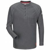 QT20 Flame Resistant iQ Henley Shirt