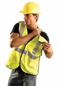 LUX-SSBRPFR Premium Flame Resistant 5-PT Break-Away Solid Vest