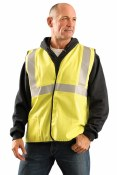 LUX-SSCGFR Classic Flame Resistant Single Stripe Solid Vest