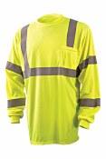 LUX-LSETP3B Long Sleeve Wicking Birdseye Shirt