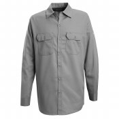 SEW2 Flame Resistant Button Front Work Shirt