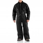 X06 Extreme Arctic Quilt Lined Coverall