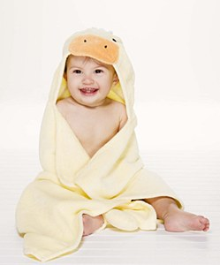 Bath Wrap, Ducky