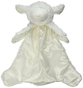 Winky Lamb Huggybuddy White