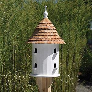 Large, Birdhouse