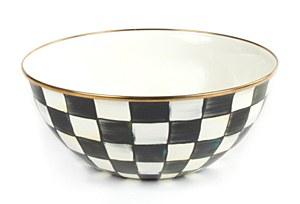 CC Enamel Everyday Bowl, Large