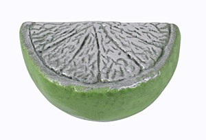 Lime Napkin Weight, Green