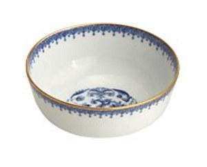 Blue Lace Dessert Bowl