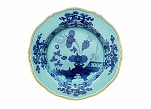 OI FlatBread Plate, Iris