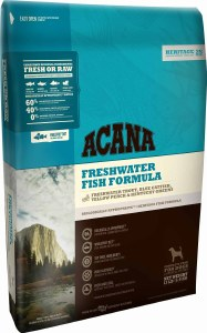 Acana Heritage Fresh Fish 12Oz