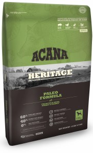Acana Heritage Paleo 12oz