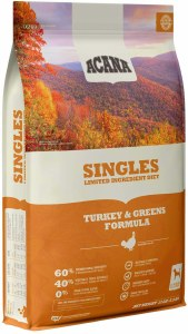 Acana Singles Turk greens 12oz