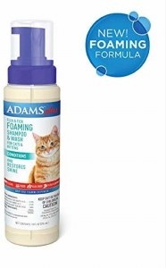 Adams Cat Flea Tick Foam