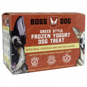 Boss Dog Ched Bacon Fr Yog 4pk
