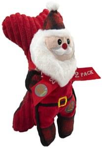 Tuffins Santa & Bone