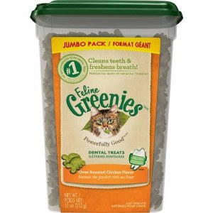 Feline Greenies Tub Tuna