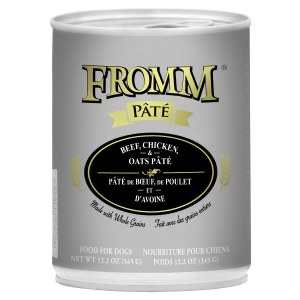 Fromm Beef & Chic Pate'