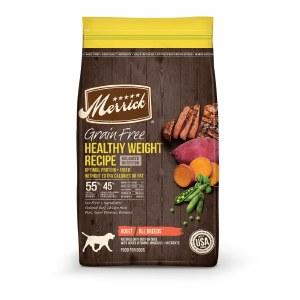 Merrick GF Healthy Weight 22#
