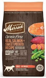 Merrick GF Salmon 22#