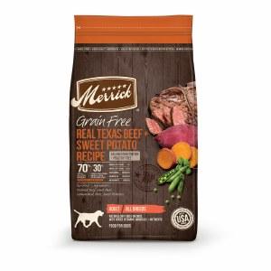 Merrick GF Texas Beef  10#