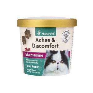 NatVet Cat Aches & Discomfort