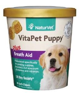NatVet VitaPet Pup Plus Chews