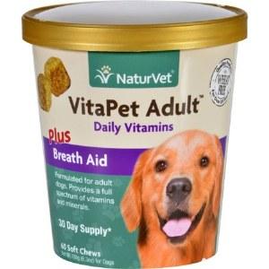 Naturvet Vitapet Adult Plus