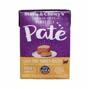 Stella Purrfect Pate' Turkey