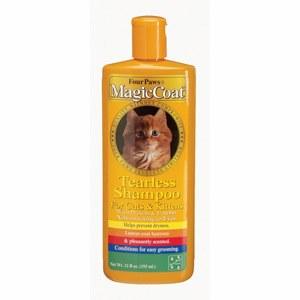 TEARLESS SHAMPOO CAT KITTEN