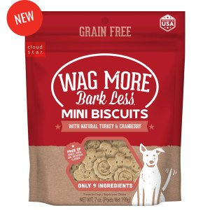 Wag More Mini Turk Biscuits
