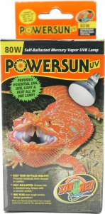 ZooMed Powersun UV 80