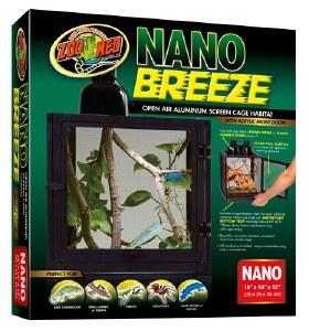 Nanobreeze Open Air Habitat