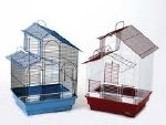 Parakeet Roof Top Cage 1614