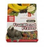 Zupreem Fruitblend Parrot Conure 12#