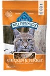 Blue Buffalo Cat Treat Chicken and Turkey